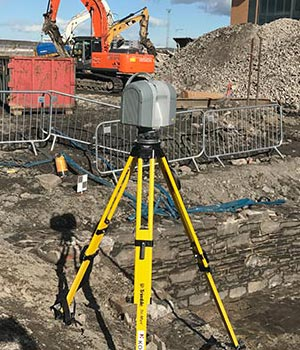 3D Laser Scanning Services Featured