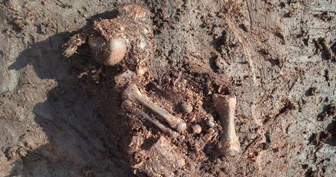 Bog Body Found Midlands